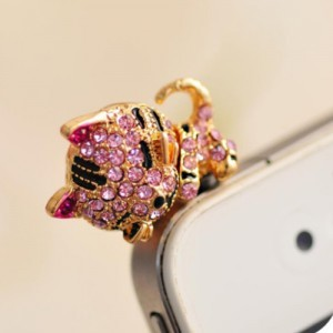 ozdoba na mobil kočka