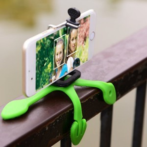 stativ a držák na mobil - Octopus - držák mobilu 2