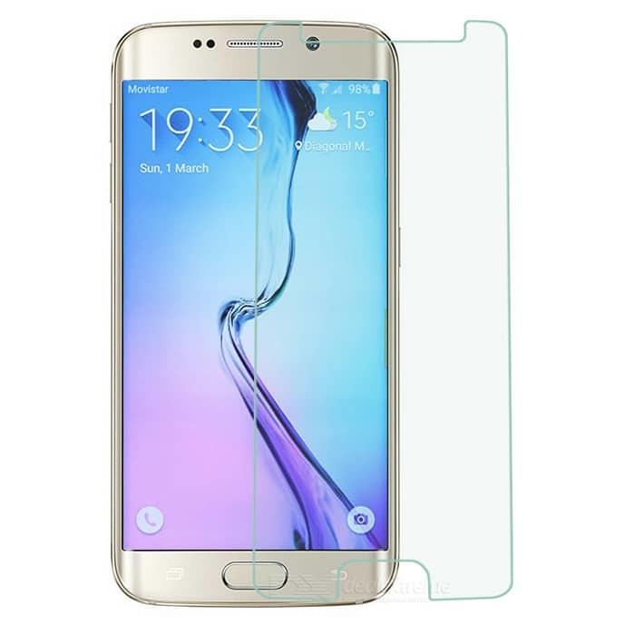 Tvrzené sklo Samsung S6 Edge – rovné sklo