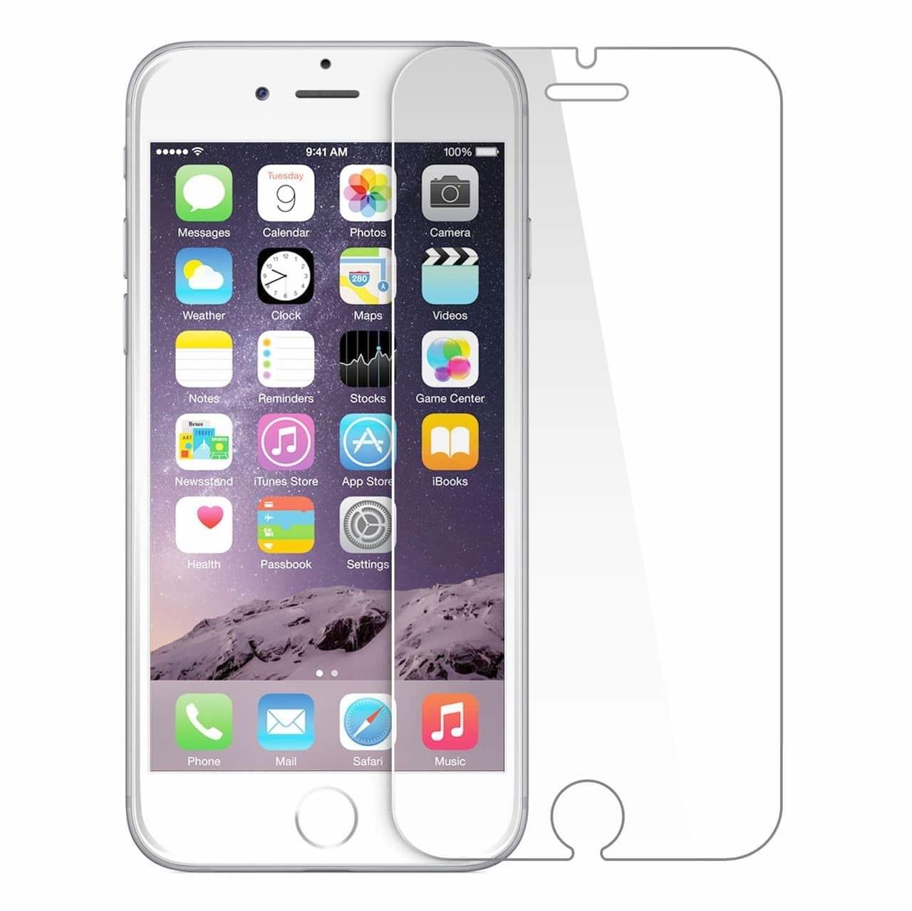 Tvrzené sklo iPhone 6 a iPhone 6S