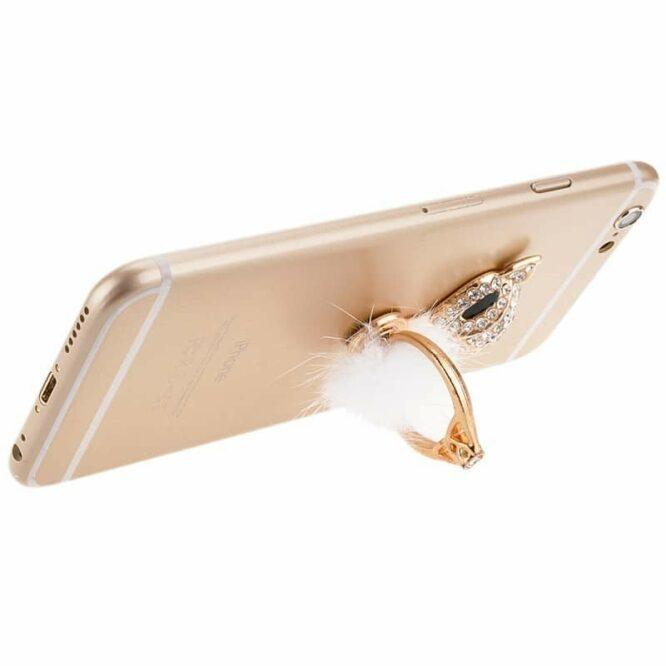 ozdoba na mobil liška 2