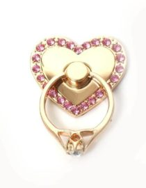 zlatý prsten ružove kameny