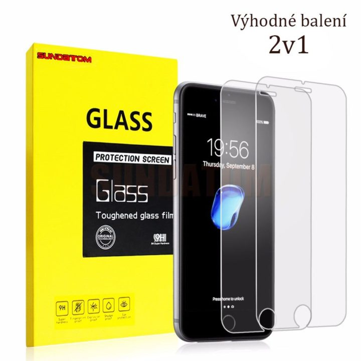 Tvrzené sklo na iPhone 7