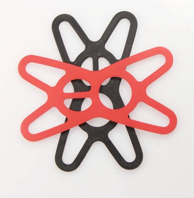 Náhradní guma pro držák na mobil na kolo