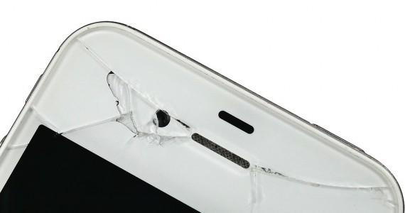 mobile-phone-poškozený