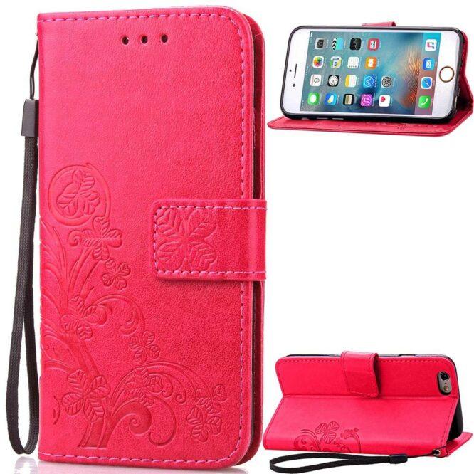 pozdro na Iphone 7 plus červená