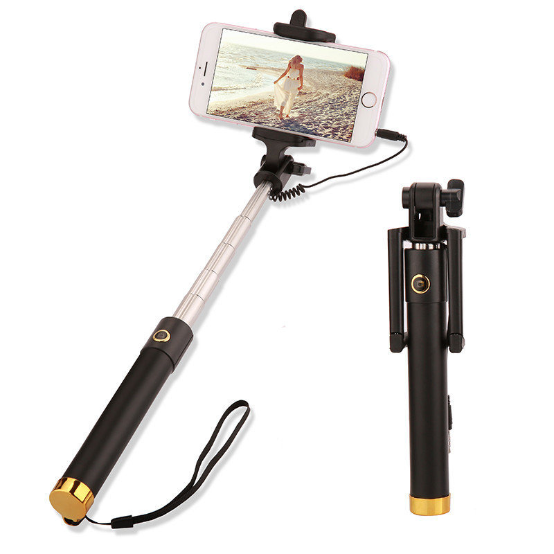 Univerzální přenosná selfie tyč pro iPhone a Samsung