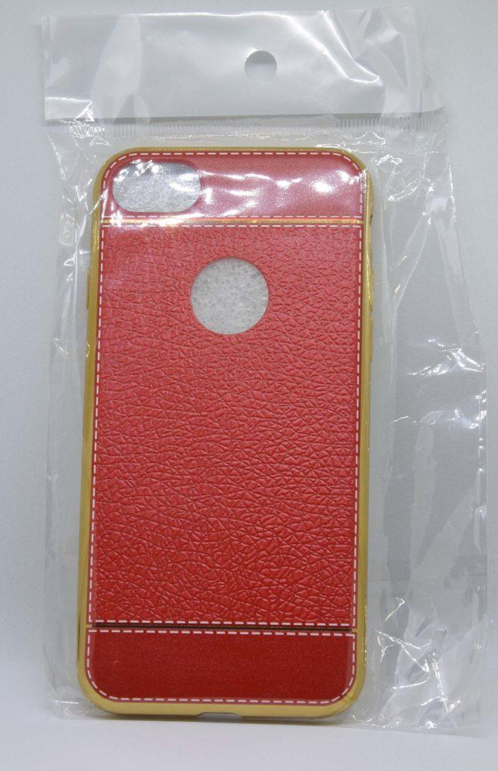 pouzdro iphone 7 – červená foto