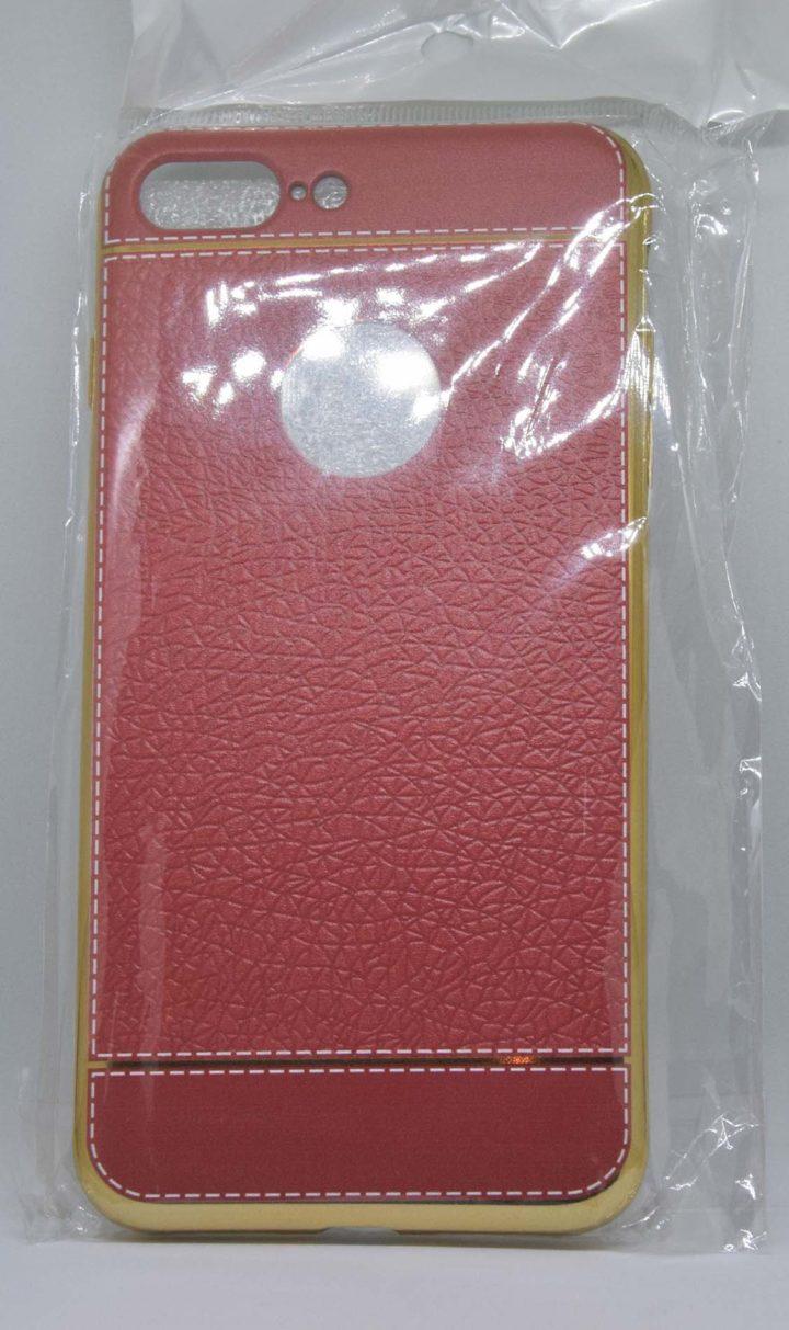pouzdro iphone 7 plus – červená