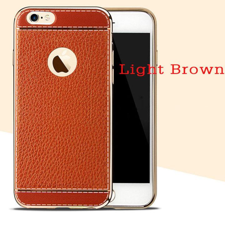 pouzdro iphone 7 – světle hnědá