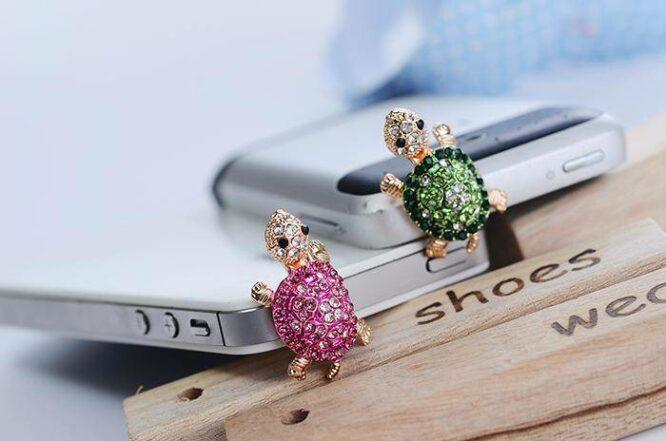 ozdoba na mobil 2 želvy