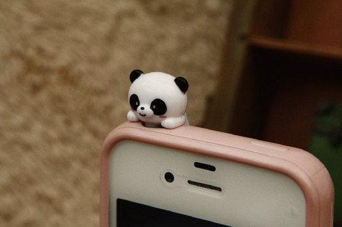 Ozdoba na mobil – Panda