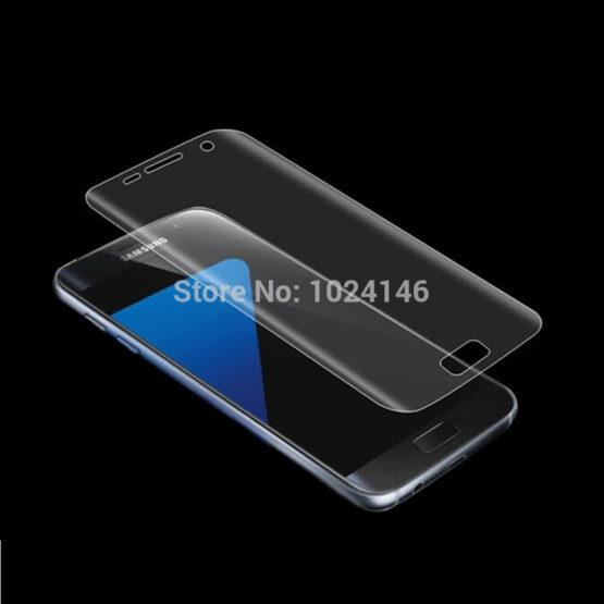 3D ochranná folie na Samsung Galaxy S8