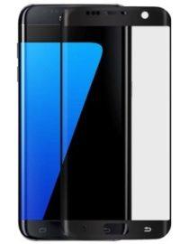 tvrzené sklo Galaxy S7 černý rámeček