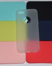 Silikonové pouzdra pro iPhone