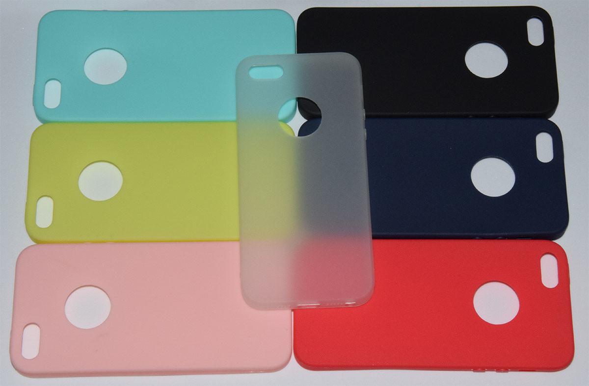 Silikonové pouzdro na iPhone 5/5s/5c