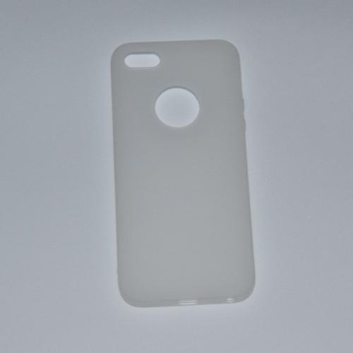 Silikonové pouzdra pro iPhone_bílé