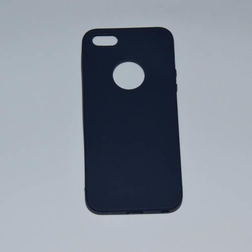Silikonové pouzdra pro iPhone_modré