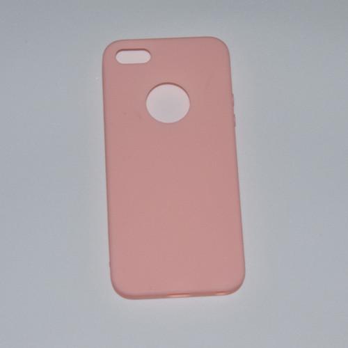Silikonové pouzdra pro iPhone_růžové