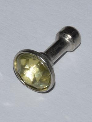 konektor - světle žlutá