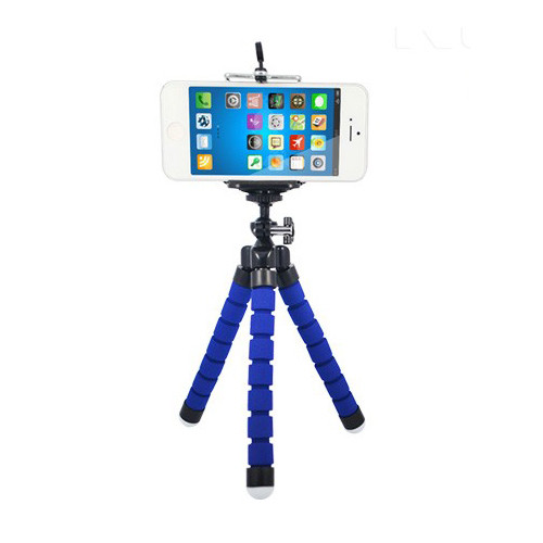 stativ na mobil - modrý