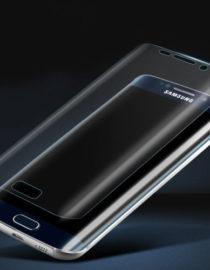 Tvrzené sklo Samsung S6 Edge - 3D