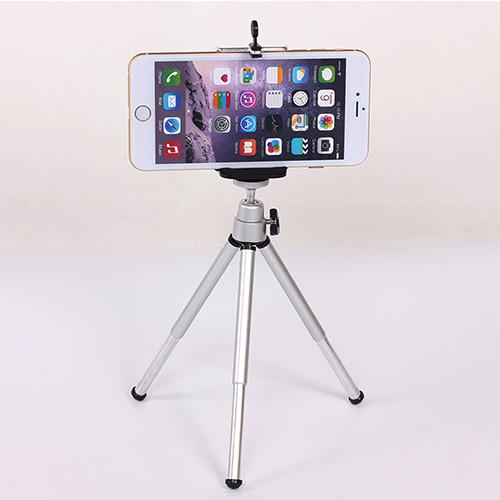 Mini stativ pro mobilní telefon a fotoaparát