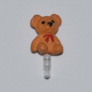 ozdoba na mobil medvěd_žlutý