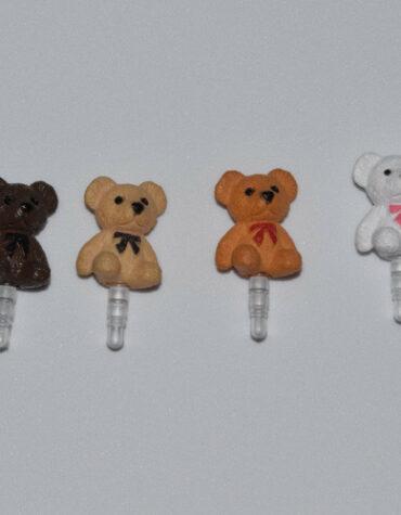 ozdoba na mobil medvěd_varianty barev