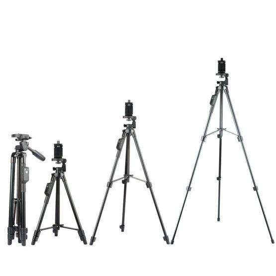 Stativ na mobil 125cm - YUNTENG VCT-5208RM