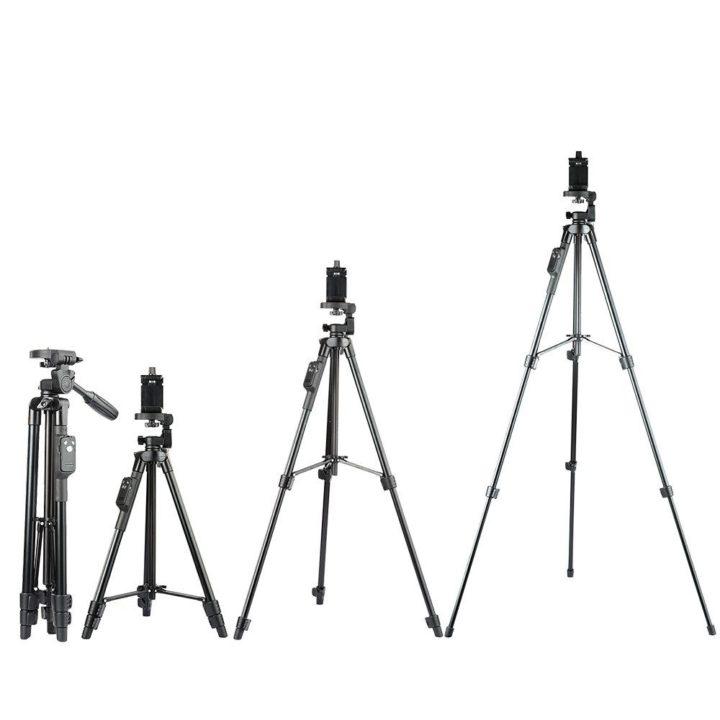 Stativ na mobil 125cm – YUNTENG VCT-5208RM