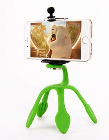 stativ a držák na mobil - Octopus - stativ