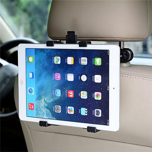 Držák na tablet do auta s tabletem