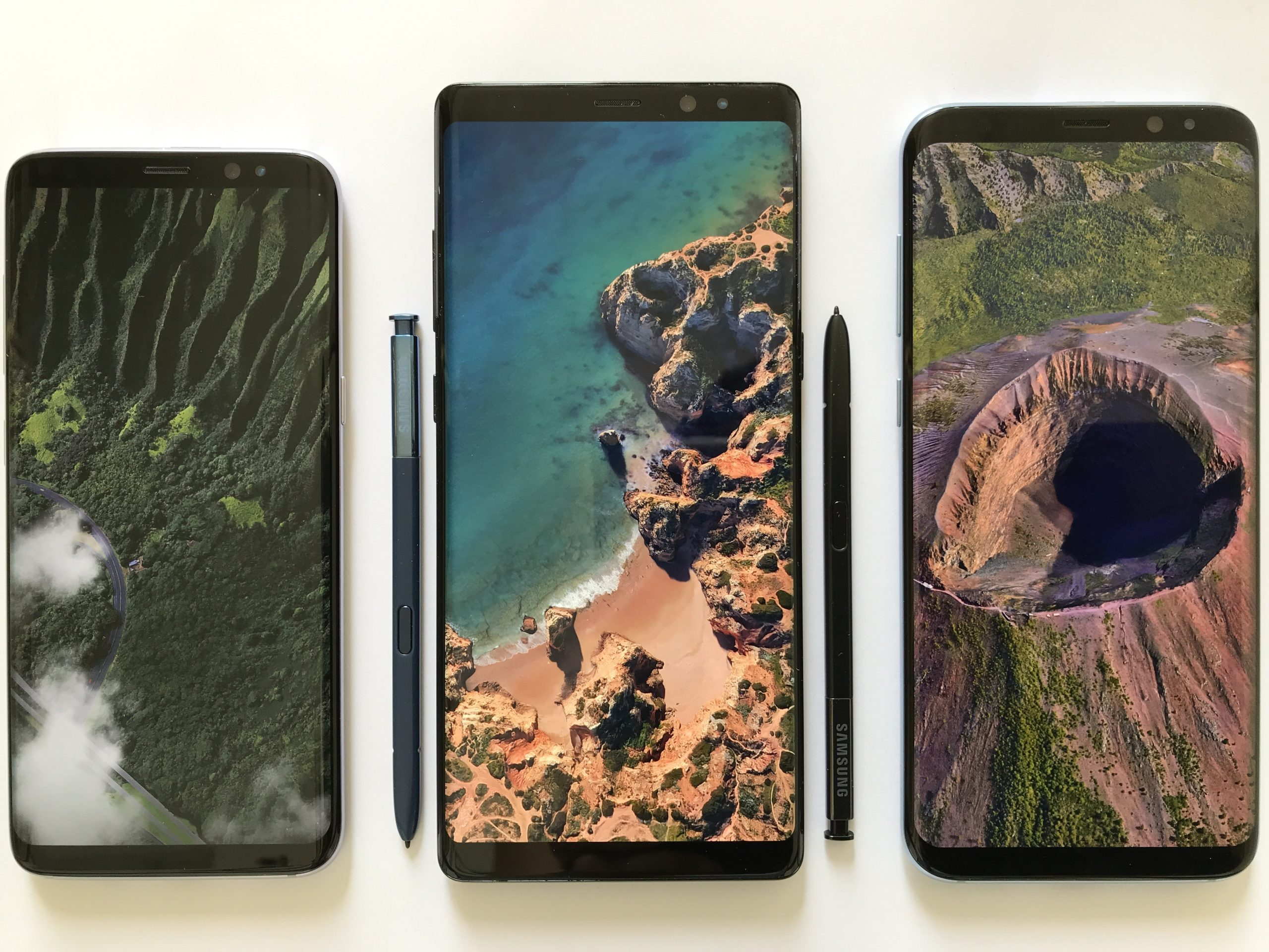 Samsung Android Smartphone scaled