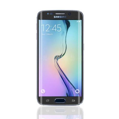 Tvrzené sklo na Samsung Galaxy S7 Edge - černé verze 2
