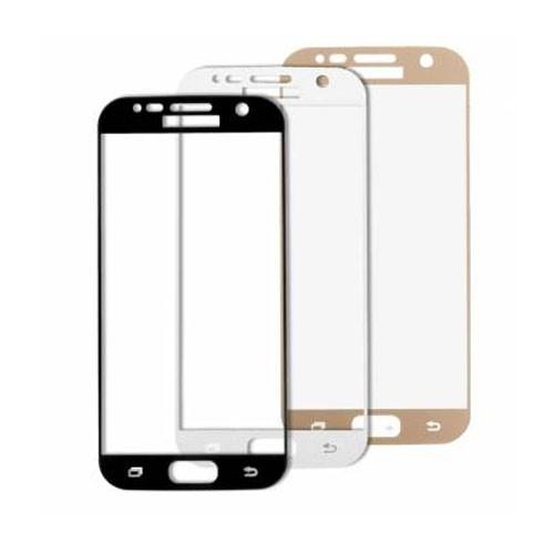 Tvrzené sklo na Samsung Galaxy S7 Edge - barevné varianty