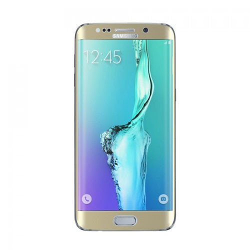 Tvrzené sklo na Samsung Galaxy S7 Edge - zlatá verze 2