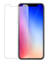 Tvrzené sklo na iPhone X čelní pohled