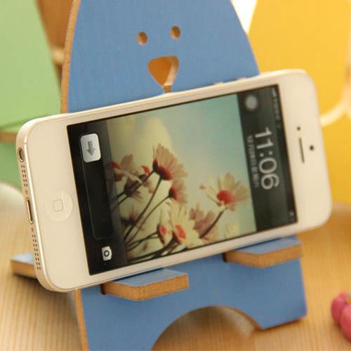 držák na mobil - zajíc 3