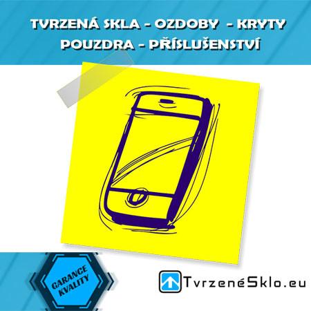 Tvrzené sklo - příslušenství pro mobily