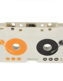 Kazetový přehrávač MP3 s dálkovým ovladačem pro SD karty kazeta