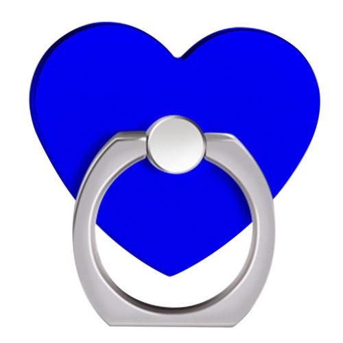 Ozdoba na mobil Srdce modrá