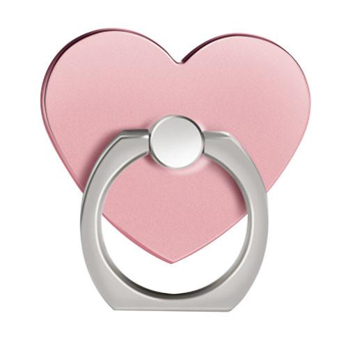Ozdoba na mobil Srdce růžová