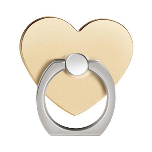 Ozdoba na mobil Srdce zlatá