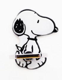 Ozdoba na mobil - postavička žlutý Snoopy