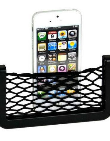 Síťová kapsa do auta na mobilní telefon