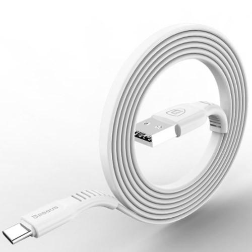 USB kabel typ C - 25cm až 200cm bílý