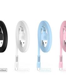 USB kabel typ C - 25cm až 200cm barevné varianty