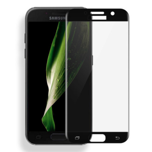 tvrzené sklo Samsung Galaxy A3 černé 2