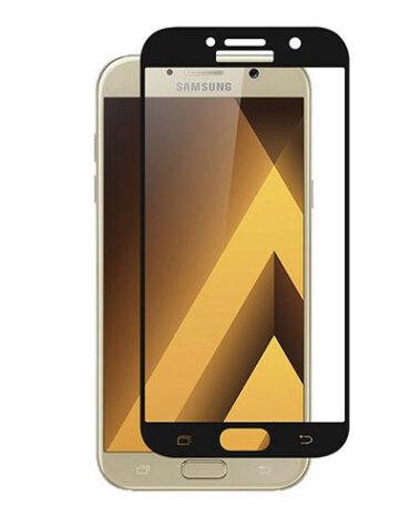 tvrzené sklo Samsung Galaxy A3 černé